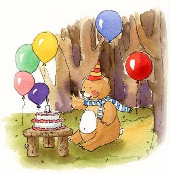 bella bear birthday