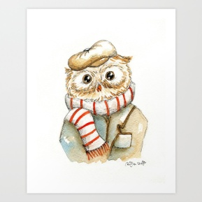 Norbert Owl