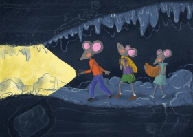 mouse cave