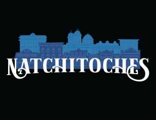 Natchitoches logo + Skyline